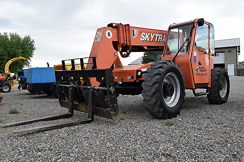 telehandler for rent in Montrose, CO