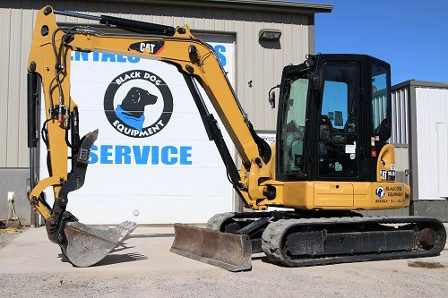 Rent Equipment Caterpillar 305.5E2 CR