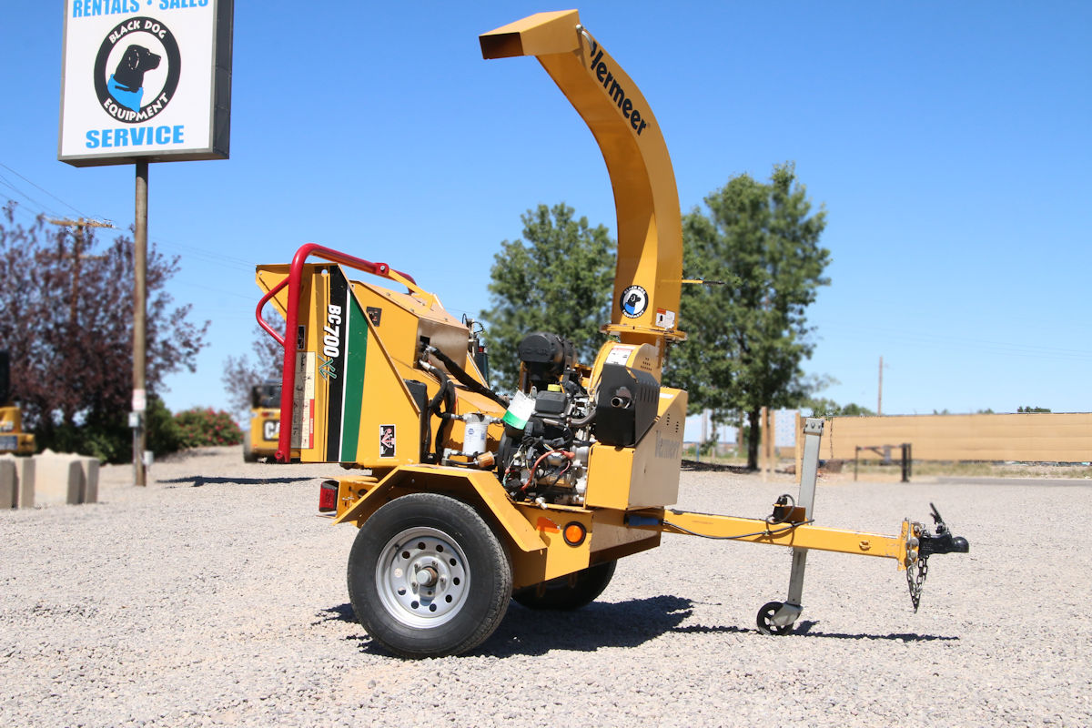 wood chipper for rent in Montrose