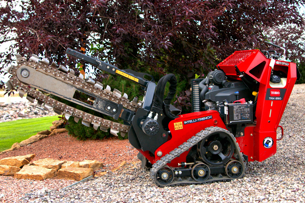 Trencher for rent in Montrose